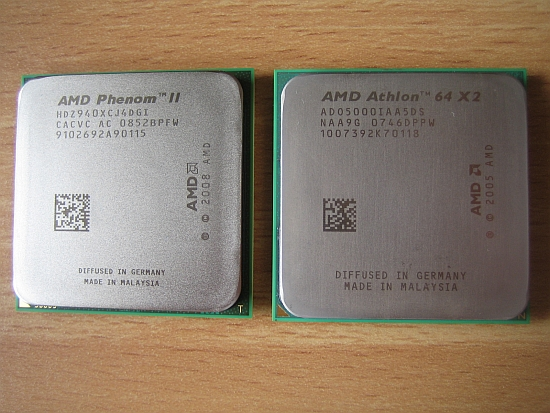 Phenom vs Athlon