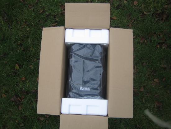 Otvorená krabica